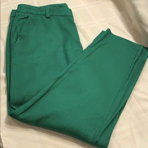 Banana Republic Avery Ankle-length Pants